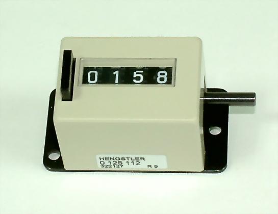 機械式計數器CT5S